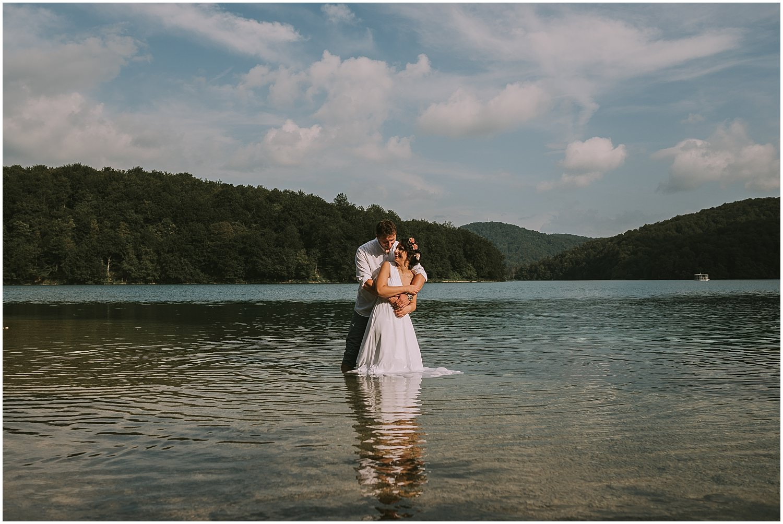 Foto Korana - Nikolina & Dušan Plitvice Wedding