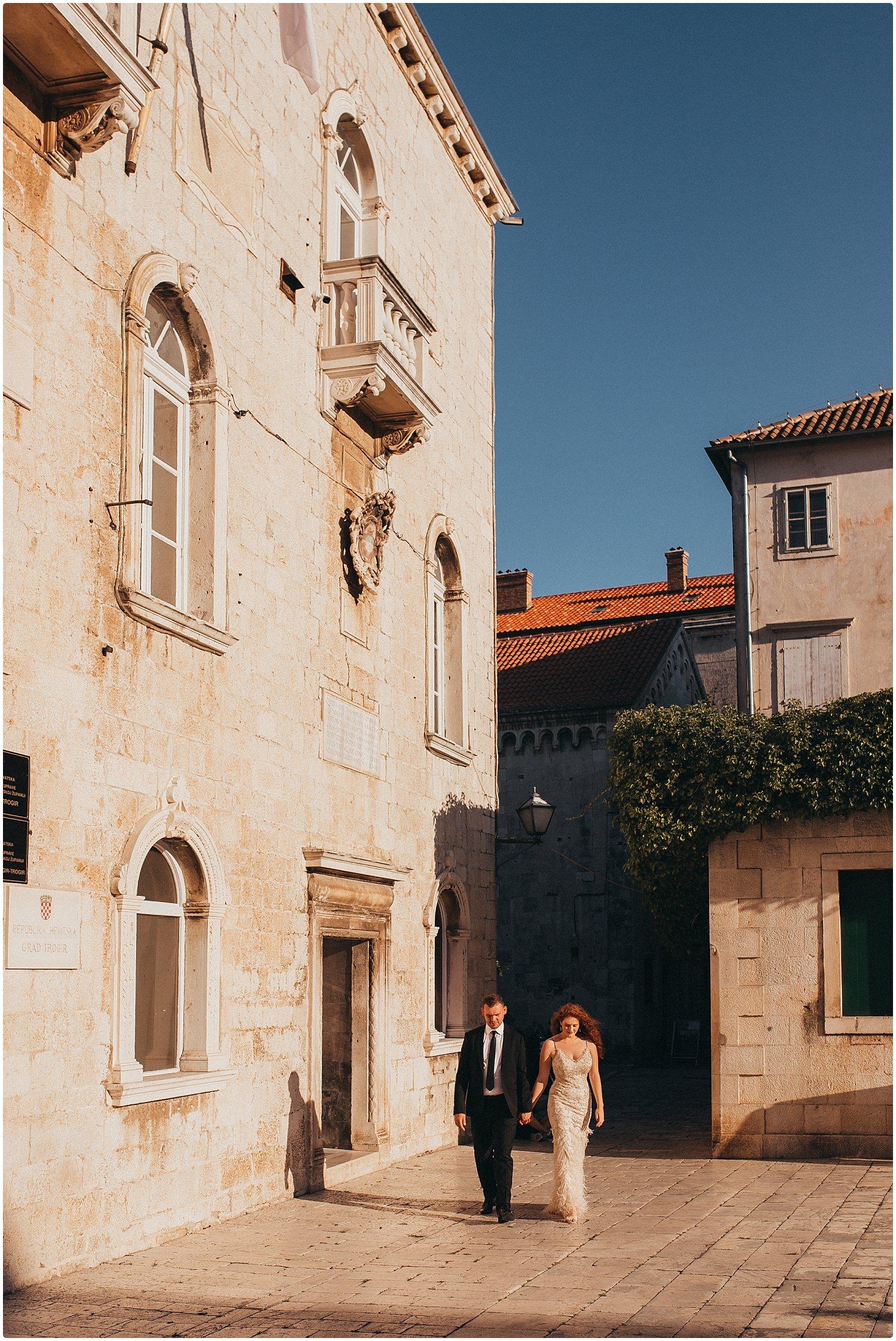 Foto Korana vjenčanje Trogir